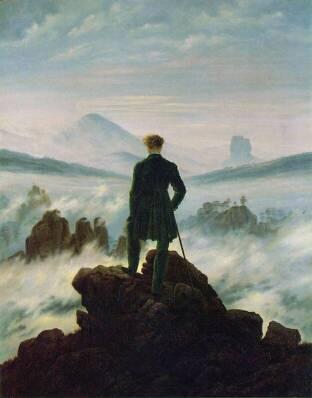 Immagini per schopenhauer - Sopra un mare di specchi si vola ...